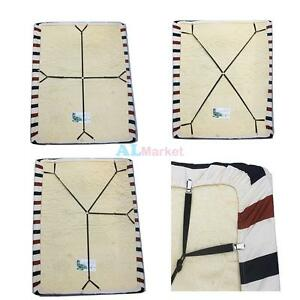 Elastic Crisscross Bed Mattress Sheet Straps Grippers Fasteners Suspender Holder