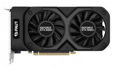 100% Wahr Palit Geforce Gtx 1050 Ti Dual Oc 4096 Mb Gddr5 Grafikkarte Erfrischend Und Wohltuend FüR Die Augen