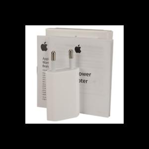 ALIMENTATORE-USB-5W-DA-PARETE-ORIGINALE-APPLE-MD813ZM-A-USB-POWER-ADAPTER