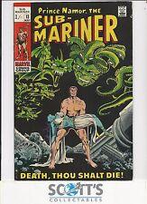 Sub-Mariner  #13  FN