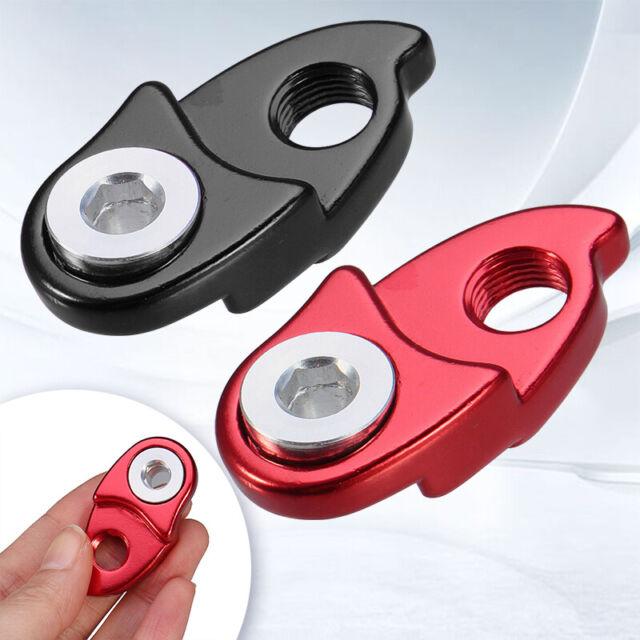 Bike Rear Derailleur Hanger Extender Gear Tail Hook Cassette Adapter