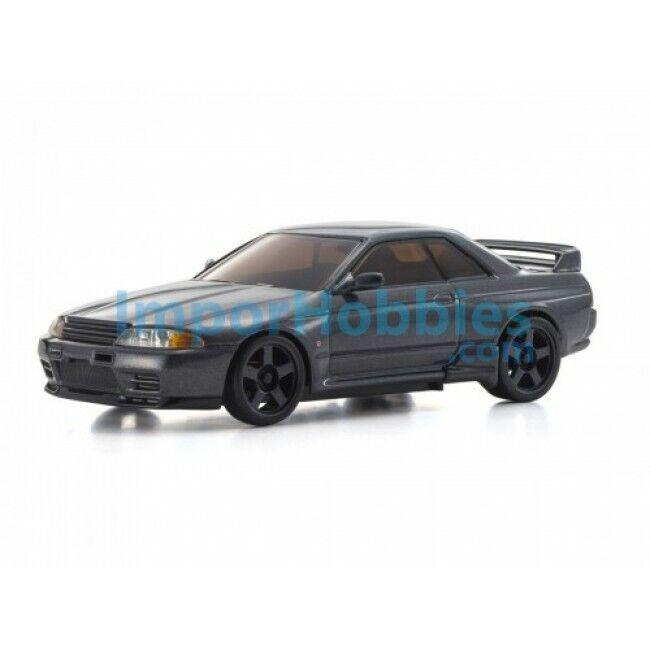 autorocería pintada 94mm Kyosho MiniZ Nissan cieloline GT-R Nismo R32  MZP437GM  fino al 50% di sconto