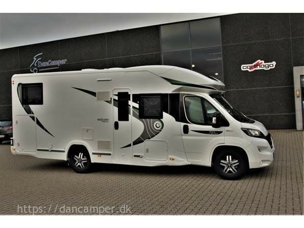 Chausson Welcome 727 Ga, 2018, 2019 - Chausson Welcome 727…