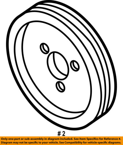 E46 Pulley Diagram