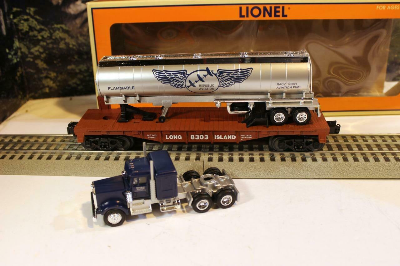 Lionel 52296 - Vigésimo aniversario aniversario aniversario del ingeniero de Operaciones de Nassau.Apartamentos con petroleros - W5 23e