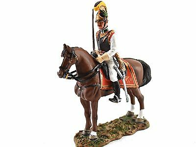 Del Prado King & Country Officer - Austrian Cuirassiers - 1814 - 1:32 Sapore Aromatico