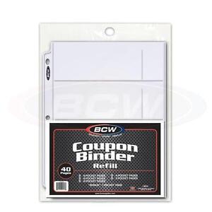 BCW-Coupon-Binder-Refill-40-Ct-Pack