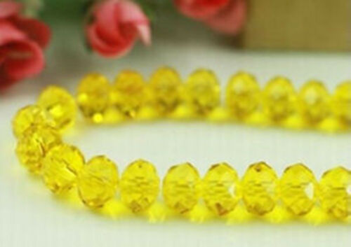 Wholesale New 12 Colors Crystal Loose Beads 4mm,6mm,8mm
