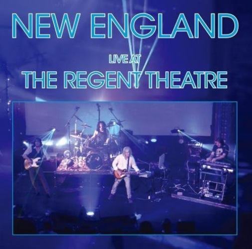 NEW ENGLAND-LIVE AT THE REGENT THEATRE (SHM/REISSUE) (US IMPORT) CD NEW