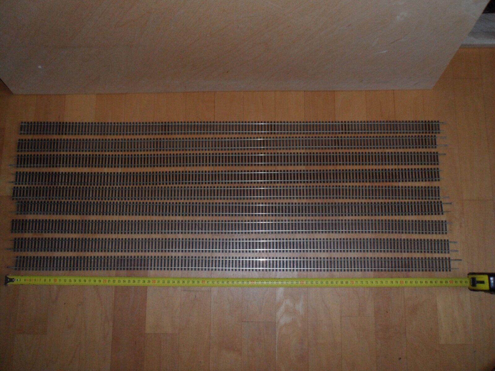 H0 Roco 42201 Flexgleis 90 cm 9 pieces 0050