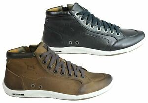 NEW-FERRICELLI-JORDAN-MENS-LEATHER-DRESS-CASUAL-BOOTS-MADE-IN-BRAZIL