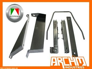 AUTOTECNICA RA RODEO 2003-2007 SPORTS SEAT RAIL ADAPTERS RIGHT SIDE