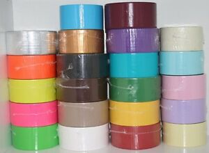 Brand-New-Duck-Brand-Color-Duct-Tapes-NEW-amp-OLD-PASTELS-IN-STOCK-Neon-amp-News