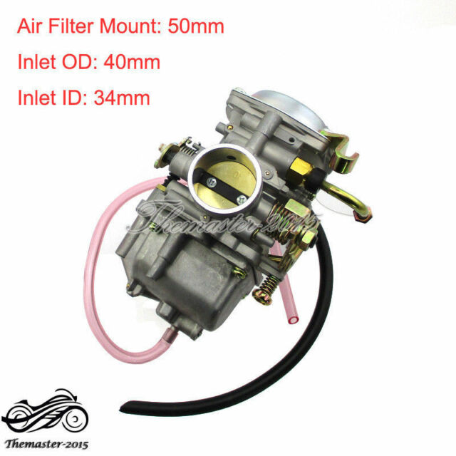 carburetor roketa atv 11 jianshe js400 mountain lion 400cc atv