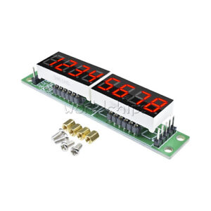 MAX7219-8-Digit-Red-LED-Display-Green-Module-Digital-Tube-for-arduino