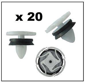 20x-Renault-amenagement-interieur-du-panneau-de-porte-carte-en-plastique-clips-Laguna-III-amp-MEGANE