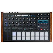 Dave Smith Instruments Tempest Analog Drum Machine DEMO  FULL WARRANTY!