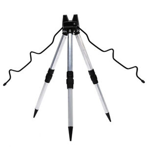 Aluminum-Alloy-Telescopic-Fishing-Tripod-Holder-Stand-for-Fishing-Rod-Silver-ME