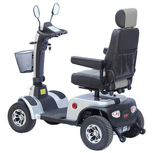 EnjoyCare-X3-Mobility-Scooter-Golf-Shopping-Medium-Large-Size-Scooter-900W