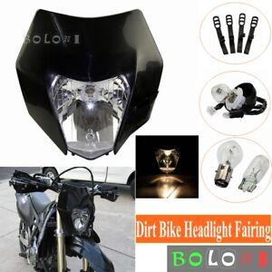 Motocross Dirt Bike Headlight For Yamaha WR YZ 250/400/450