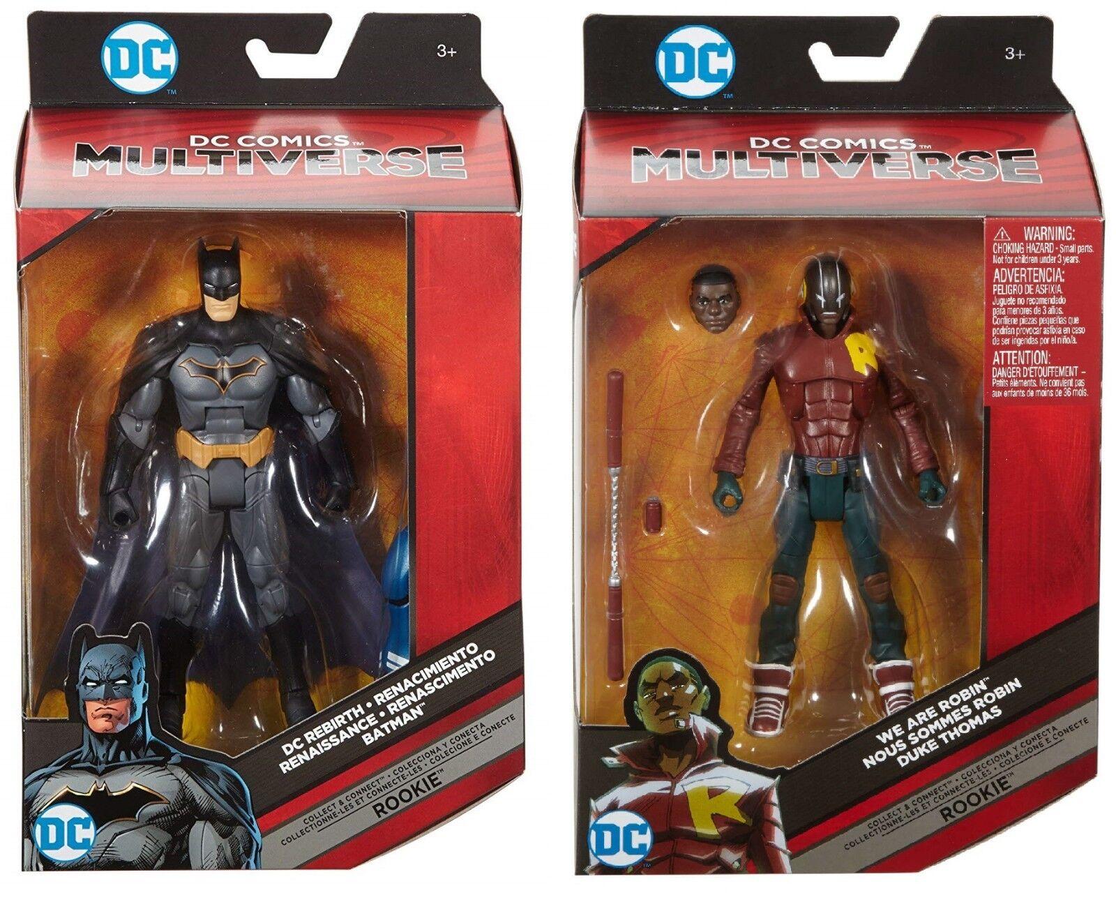 Dc comics multiversum wiedergeburt batman herzog thomas, wir sind robin