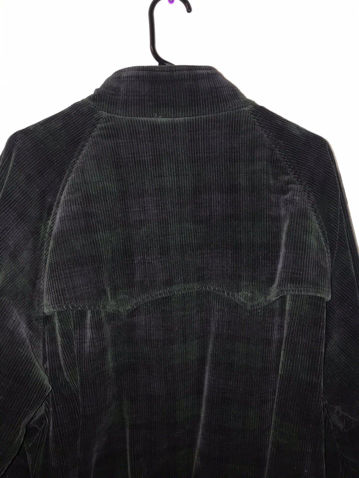 Vintage Polo Ralph Lauren Corduroy Coat Rare 80's… - image 4