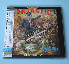 ELTON JOHN Captain Fantastic JAPAN mini lp cd brand new & still sealed