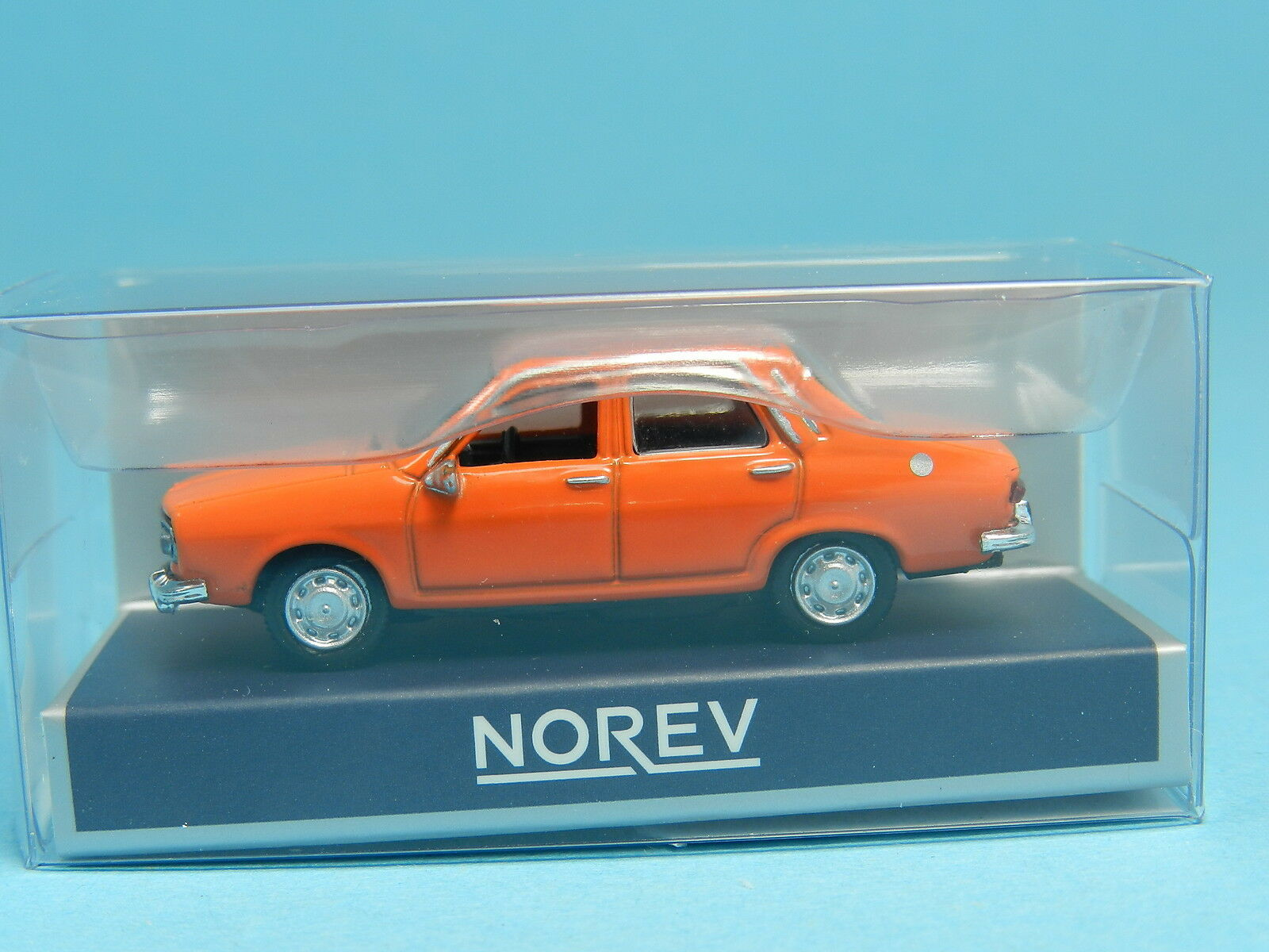 NOREV 511256 RENAULT 12 1974 orange 1 87