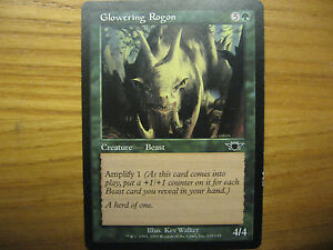 Glowering-Rogon-2003-Magic-The-Gathering-Deckmaster-Trading-Card