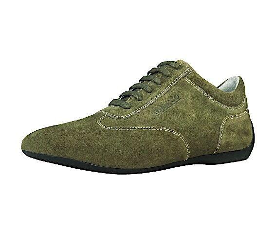 ☆ SPARCO Fahrerschuhe, Sneaker Racing Leder IMOLA jaguar grün Gr.41 LP 149€ ☆
