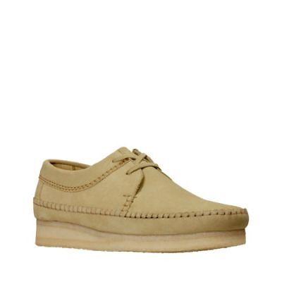Clarks Originals Size 9 Terracotta Wallabee Shoes