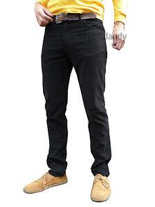 Black-Slim-cords-corduroy-jeans-pants-trousers-vtg-80-039-s-indie-mod-skate-Retro