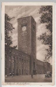 69387 Vor 1945 ZuverläSsige Leistung Bahnhofturm Ak Stuttgart LiebenswüRdig