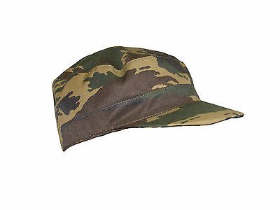 ORIGINAL RUSSIAN MILITARY ANA CAP WITH FOLDABLE EARS IN KAMYSH, NEW!