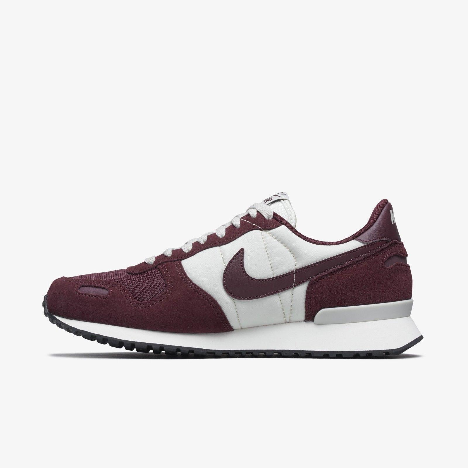 Nike Air Vortex size 8. Light Bone Burgundy. 903896-013. internationalist max