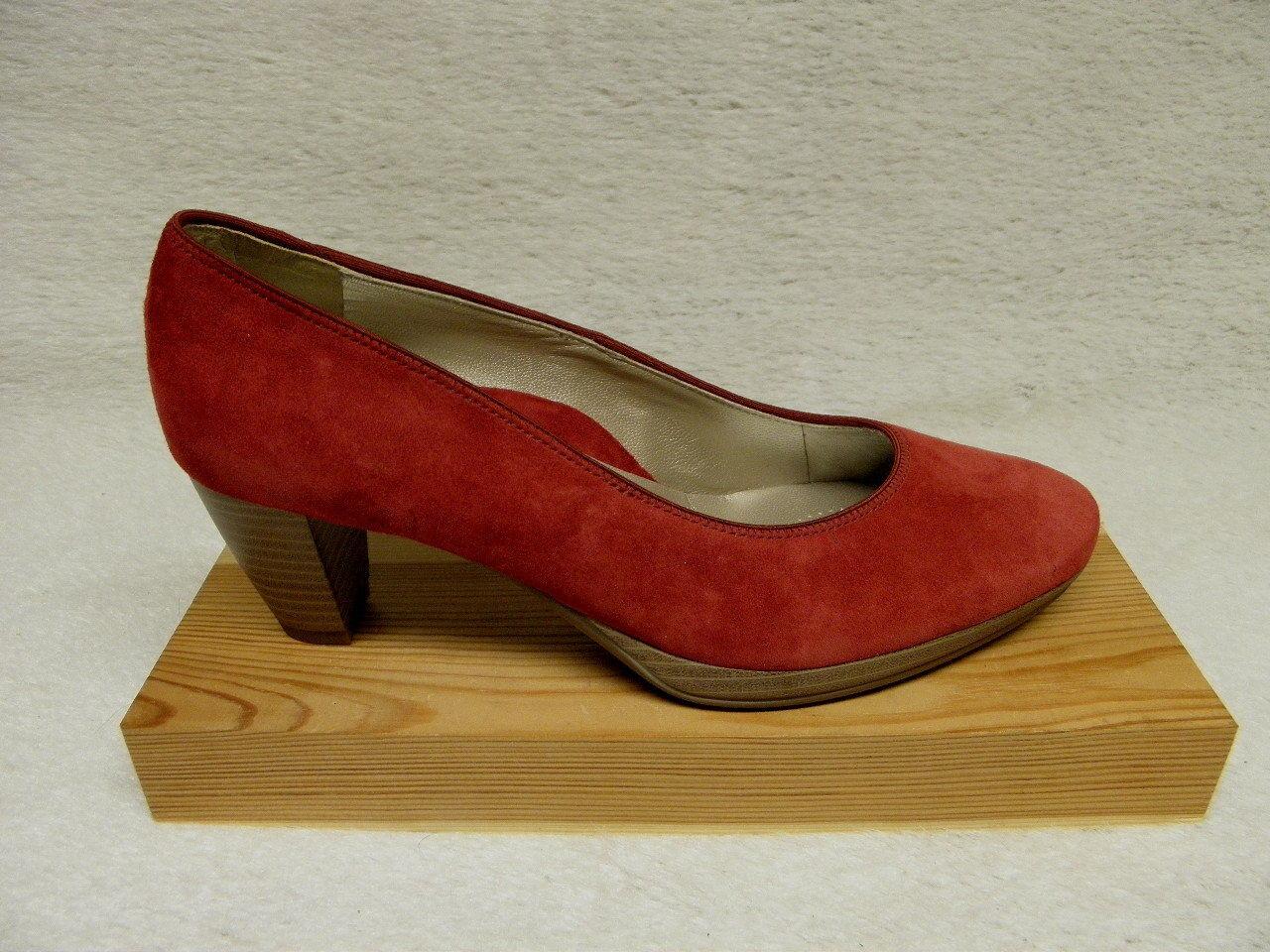 Ara®  SALE , bisher   ,    rot,  + gratis Premium-Socken (Z98)