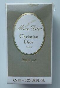 Christian-dior-miss-dior-parfum-7-5-ml-0-25-fl-oz-VINTAGE-sealed-2
