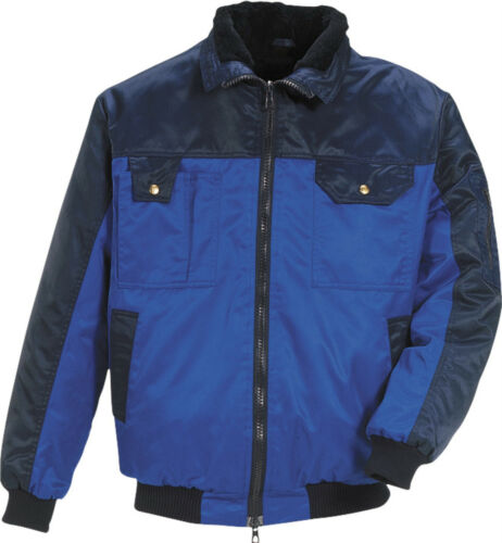 MASCOT® Pilotjacke//Winterjacke Jacke Arbeitsjacke Handwerk korn blau//marine