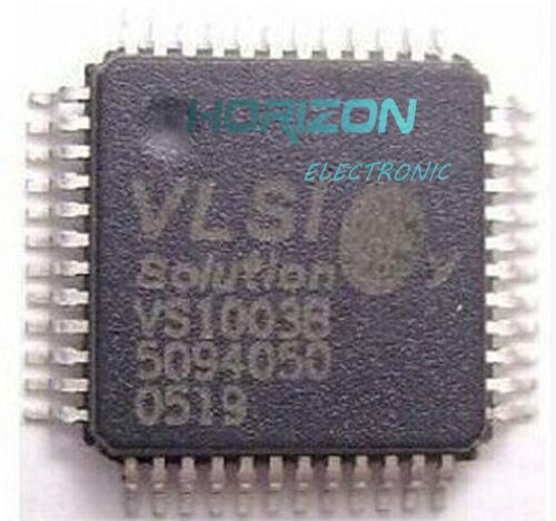 10PCS MP3//WMA AUDIO CODEC IC VLSI LQFP-48 VS1003B VS1003B-L NEW good quality