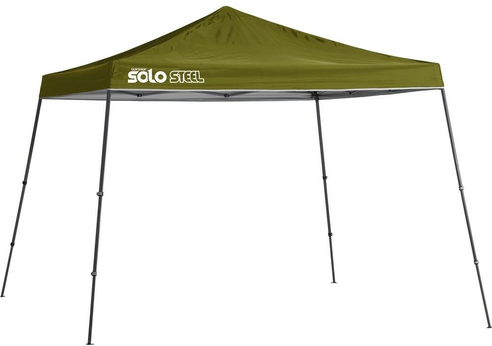 Canopy Canopy Canopy 11 ft. x 11 ft. Olive Trapezoidal Leg with Micro Glide Teflon Bearings fd4a0d