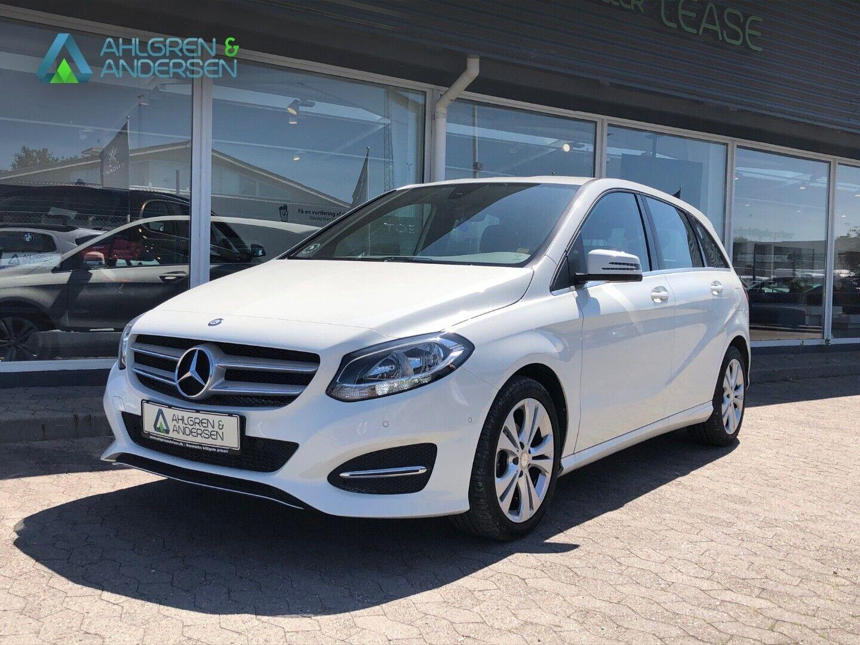 Mercedes B180 d 1,5 Urban 5d