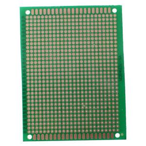 10 x prototype pcb universal printed circuit board breadboard rh ebay com