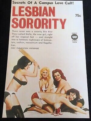 Sorority Lesbian