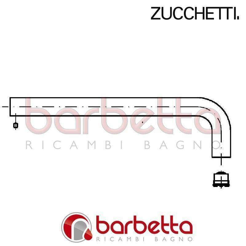 BOCCA COMPLETA DI AERATORE INCASSO LAVABO PAN ZUCCHETTI Z92181