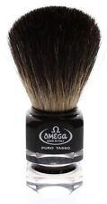 Omega 33176 Pure Badger Hair Shaving Brush