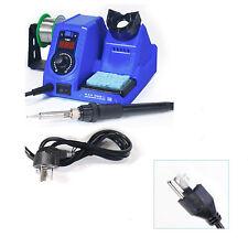 130w Soldering Iron Station Kit Temperature Adjustable Rapid Heating Kit 110v Us