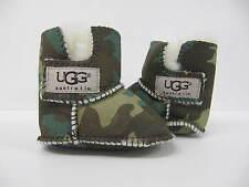 """Bebé Botas Ugg Zapatos Zapatillas """"chicas chicos 0-6 meses en verde"""