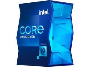Intel Core i9-11900K Rocket Lake 8-Core 3.5 GHz LGA 1200 125W BX8070811900K Desk