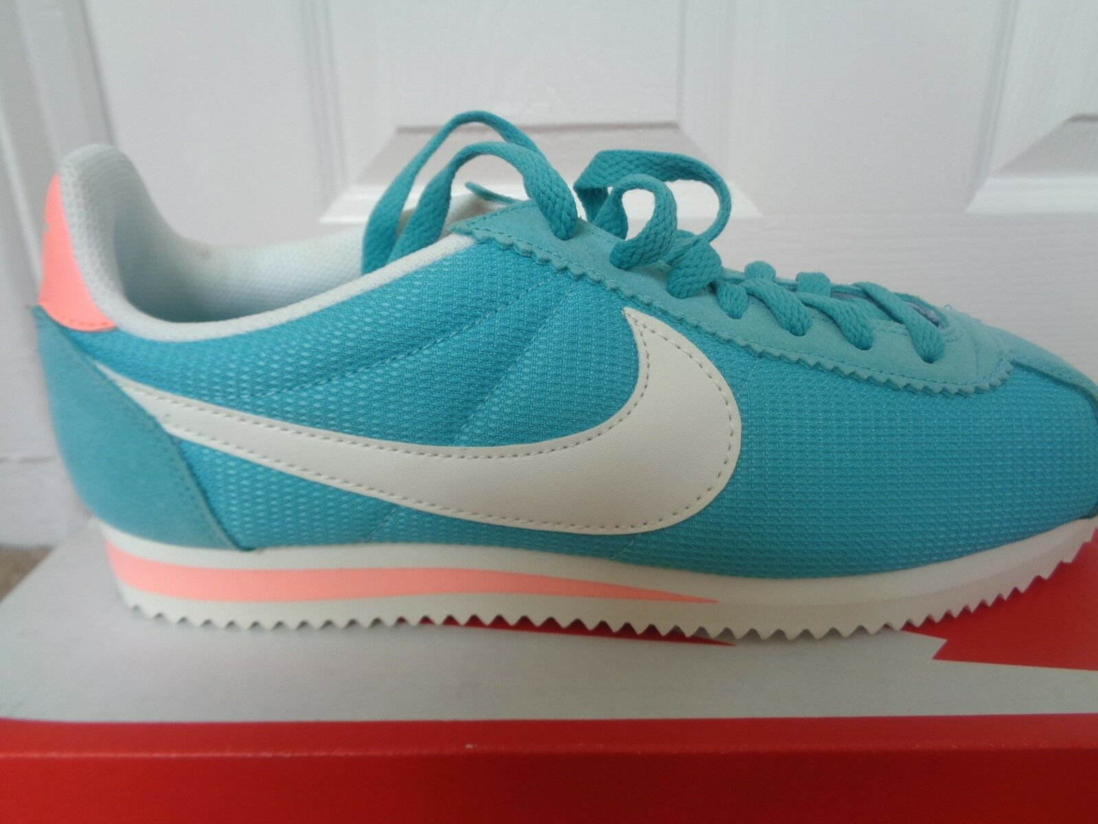 Nike Classic Cortez wmns trainers shoes 844892 310 uk 4 eu 37.5 us 6.5 NEW +BOX