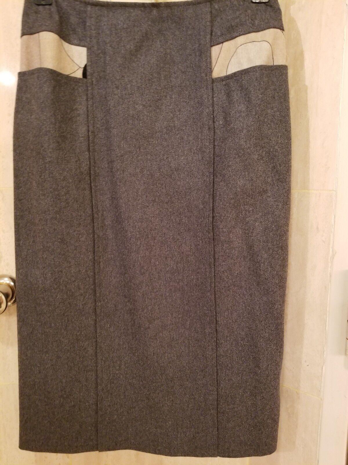 Pucci wool  skirt,size 6
